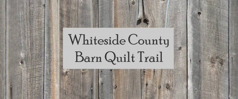 Whiteside County Barn Quilt Trail