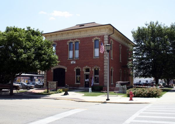 Rochelle Flagg Township Museum
