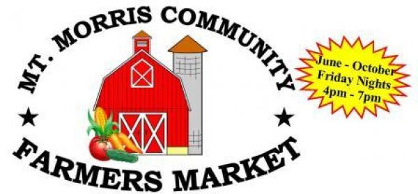Mt Morris Community Farmer's Market