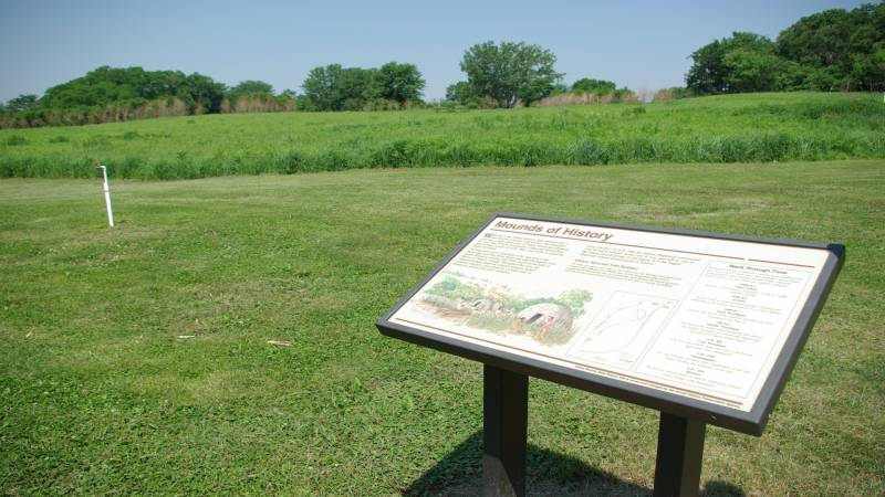 Albany Mounds State Historic Site