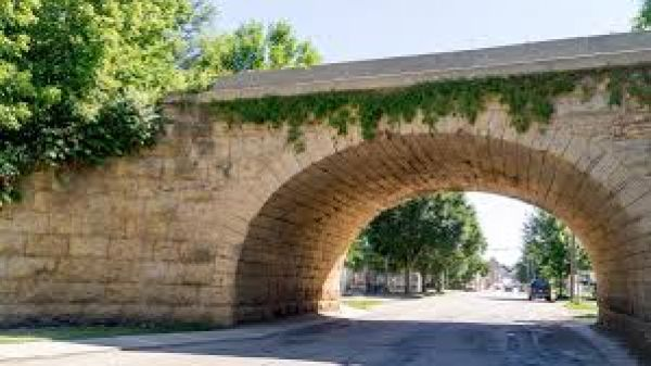Dixon's Railroad Street Arches