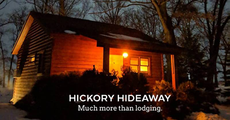 Hickory Hideaway Cabins | The perfect getaway