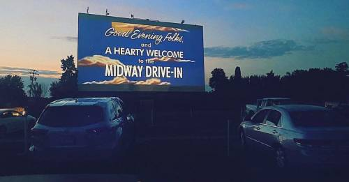 The Comeback Kid | Midway Drive-In Theater