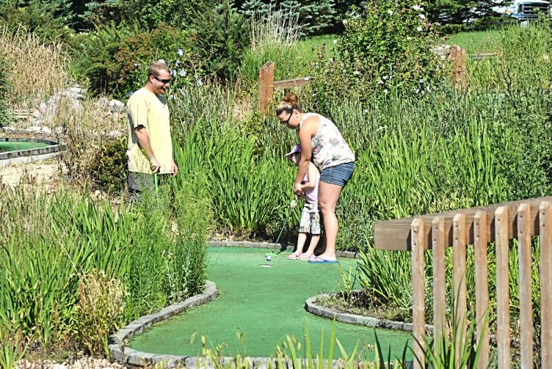 Trailside Mini Golf