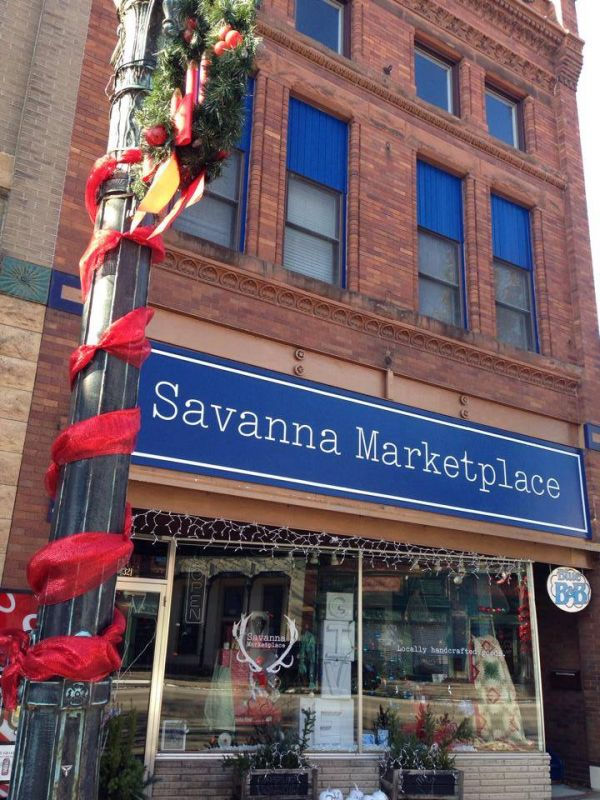 Savanna Marketplace