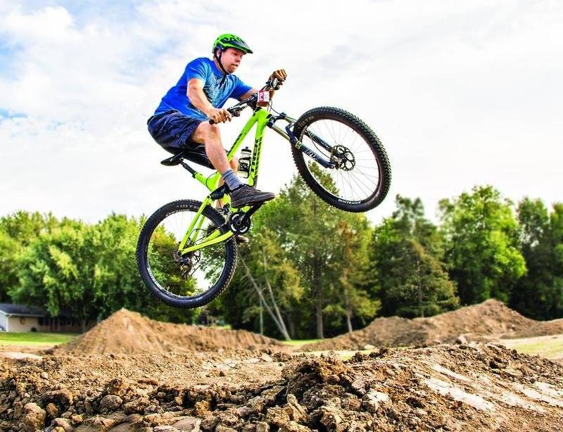 Sterling Pump Track