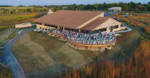 Byron Forest Preserve District's Jarrett Museum and Overlook Deck wins State 2018 Outstanding Facility Award