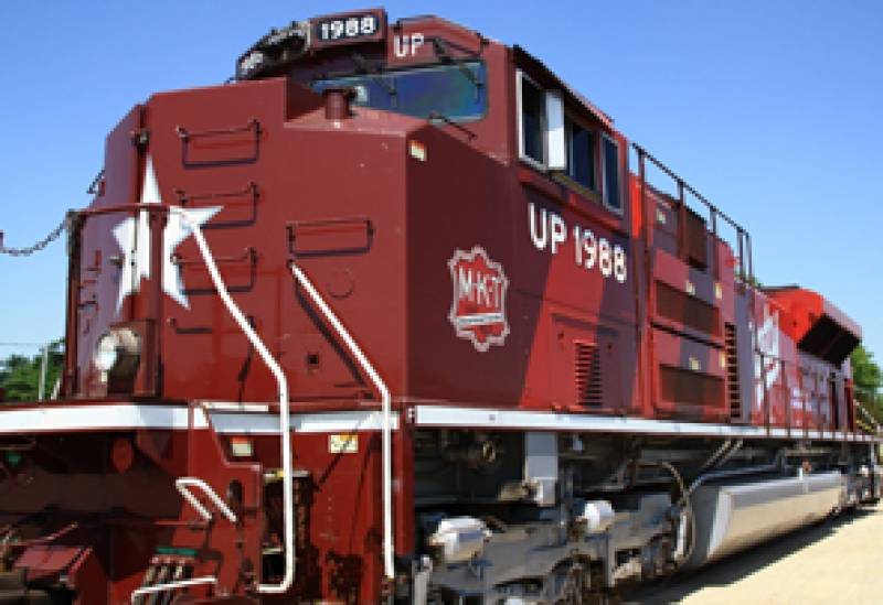 All Aboard!  A Railroad Day Trip through Ogle County