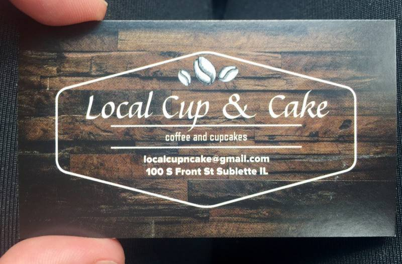 Local Cup & Cake