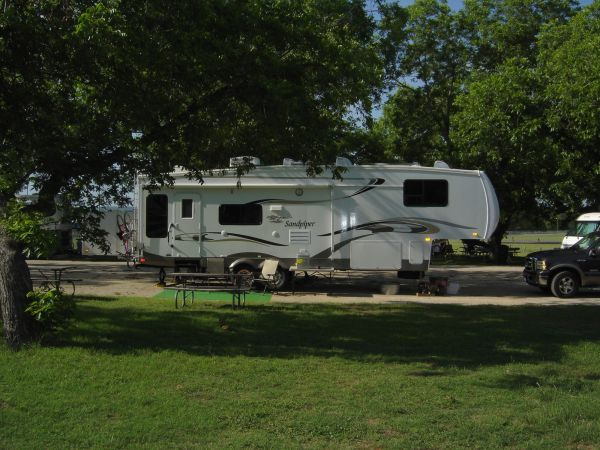 Leisure Lake Campground
