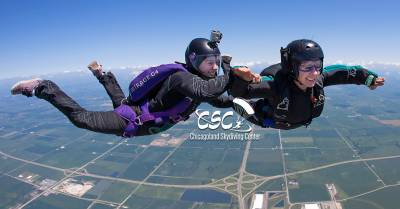 Feeling adventurous? | Chicagoland Skydiving Center