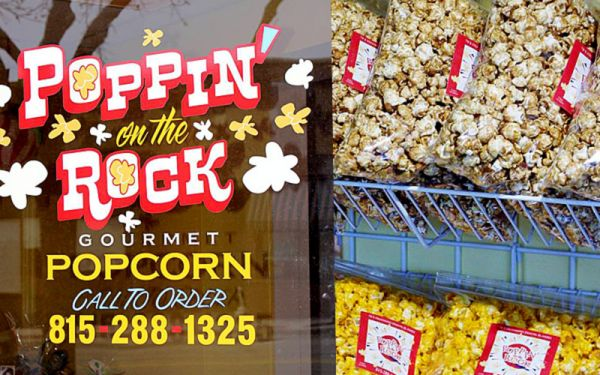 Poppin' on the Rock Gourmet Popcorn Shop