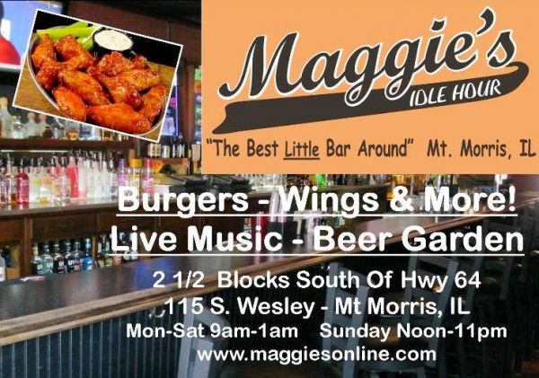 Maggie's Idle Hour