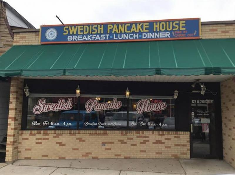 Swedish Pancake House Cafe