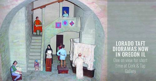 Loredo Taft dioramas acquired by new Oregon foundation
