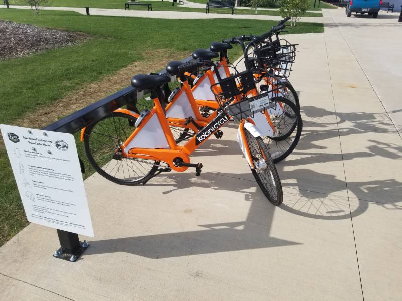Rock Falls Bike Share Program