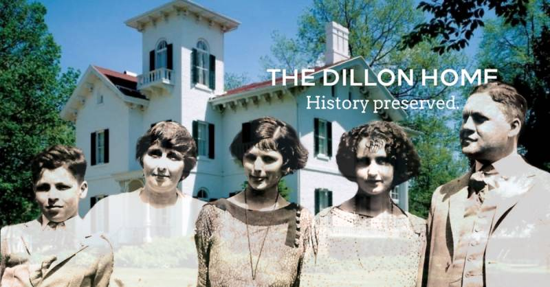 Untouched by Time | The Dillon Home