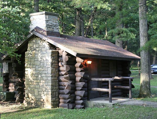 Charmant White Pines Inn Cabins