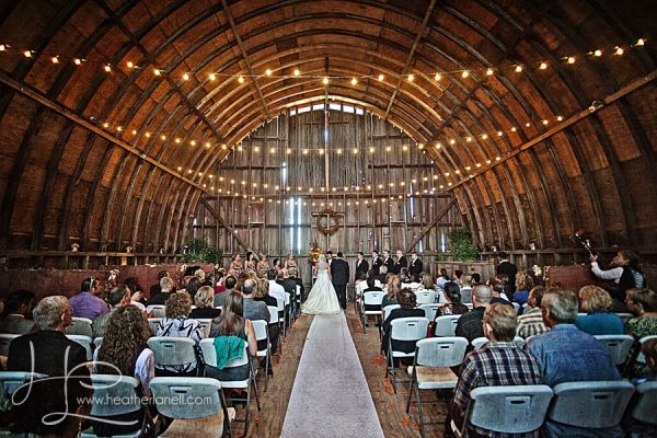The Barn at Allen Acres Wedding & Reception Venue