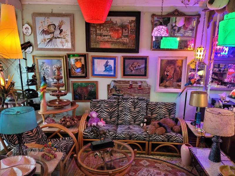 The Flamingo Palace