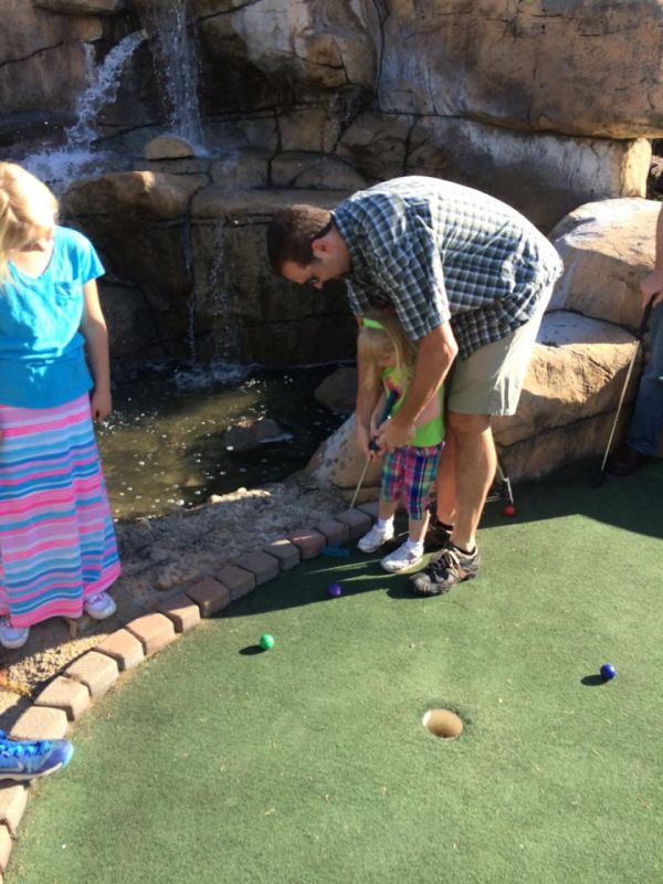 Rainbow Falls Adventure Golf