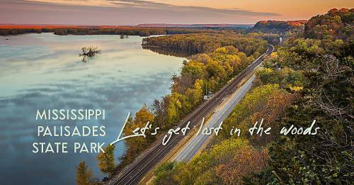 Off the Beaten Path | Mississippi Palisades State Park