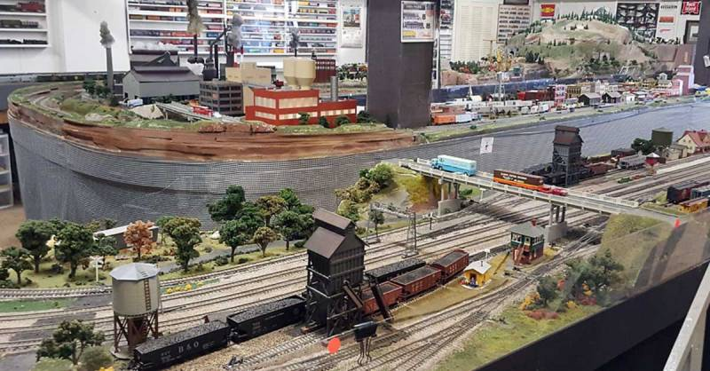 Blackhawk Model Railroad Club