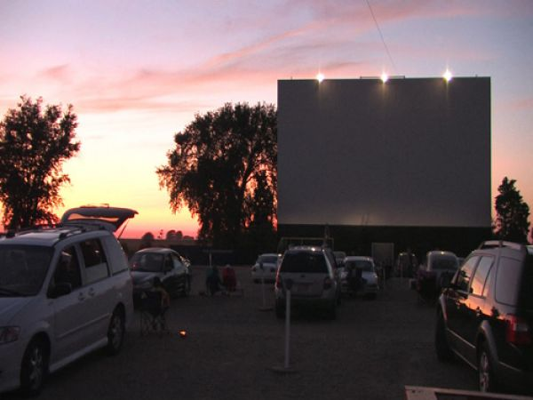 Midway Drive-In Theater