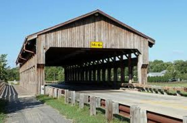 Morrison Covered Bridge