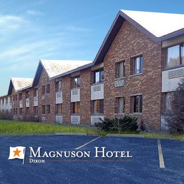 The Magnuson Hotel of Dixon