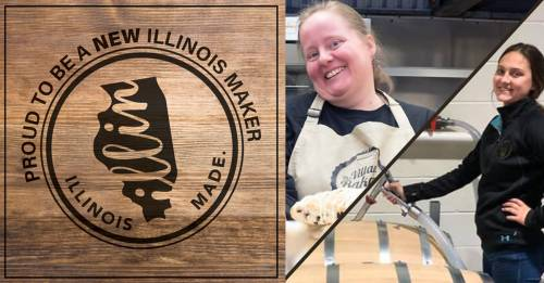 Village Bakery and Kennay Farms Distilling recognized in Illinois Made program