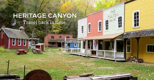 A hidden gem | Heritage Canyon