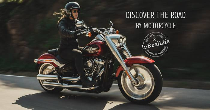 Discover the Open Roads by Motorcycle
